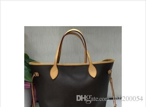 4dfd7238a WSXCD Original 2018 Free Ship Cowhide Leather Totes Handbags Soft Canvas  Leather Strap Shopping Bag Never Single Shoulder Bag Luxury Bags Black  Handbags ...