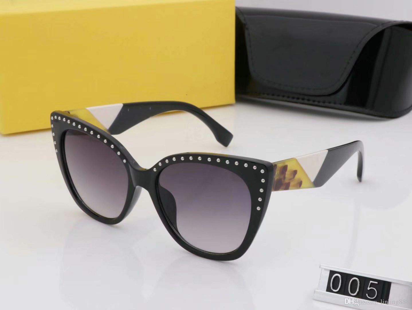 d021e0bf0c4 2019 New Fashion Mens Womens Cat Eye Sunglasses Ladies Frame Sun Glasses  Bold Style Sun Glasses Luxury Women Cat Eye Brand Sunglasses John Lennon  Sunglasses ...