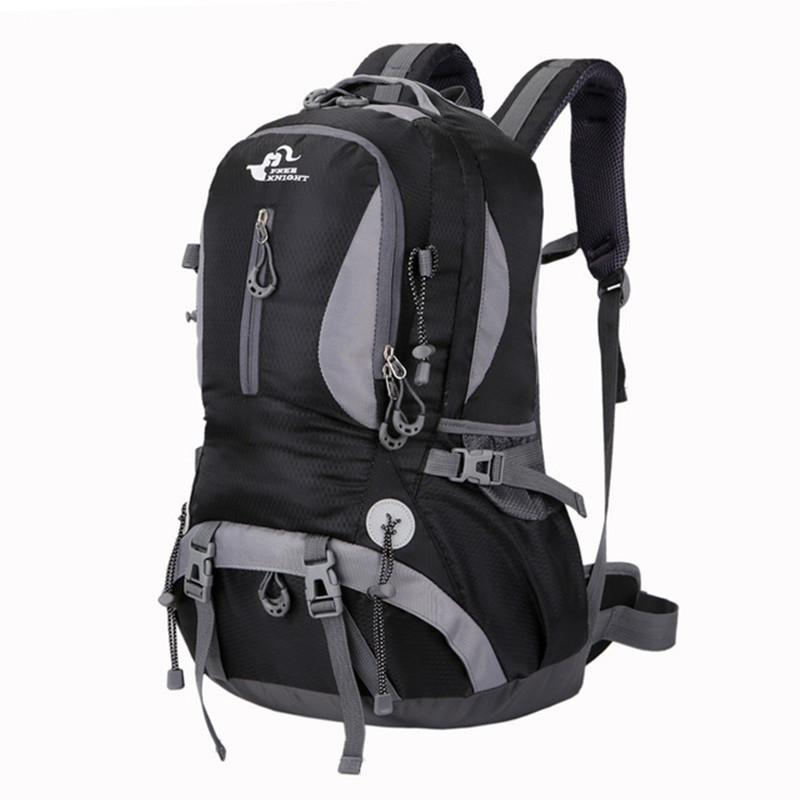 New Arrival Unisex Camping Hiking Backpack Waterproof Travel Backpack  Professional Outdoor Mountaineering Bag Fashion Sport Bags Climbing Bags  Cheap ... e071b4286f