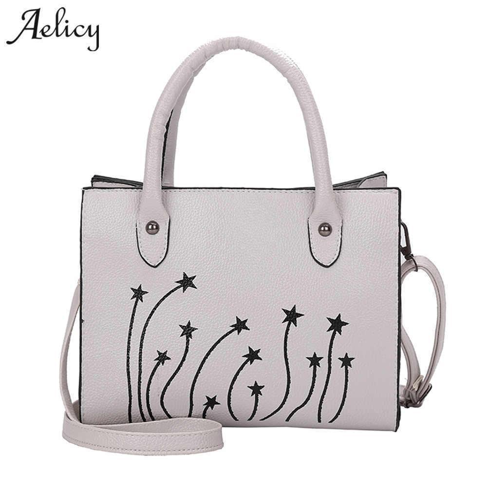 27b908691dc0 Designer Aelicy 2019 Luxury Handbags Women Bags Designer Printing Leather  Shoulder Bag Tote Purse Handbag Messenger Bag Women Vintage Satchel Laptop  Bags ...