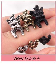 Yiustar New Silver Crown Earrings Cute Small Tiny Brushed Princess Crown Stud Earrings for Women Fashion Korean Earrings Gifts
