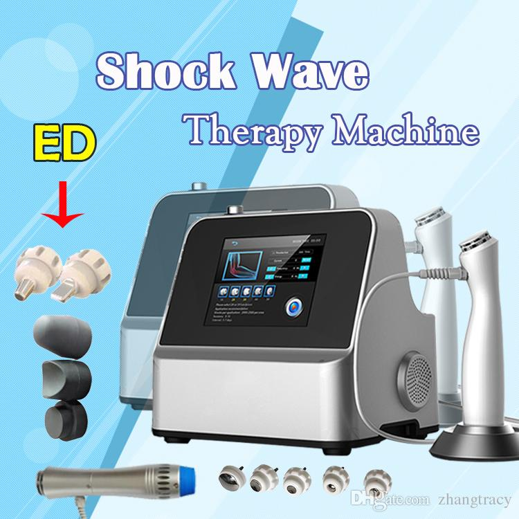 Hot sale low intensity portable shock wave treatment of male sexual dysfunction extracorporeal shock wave machine for ED