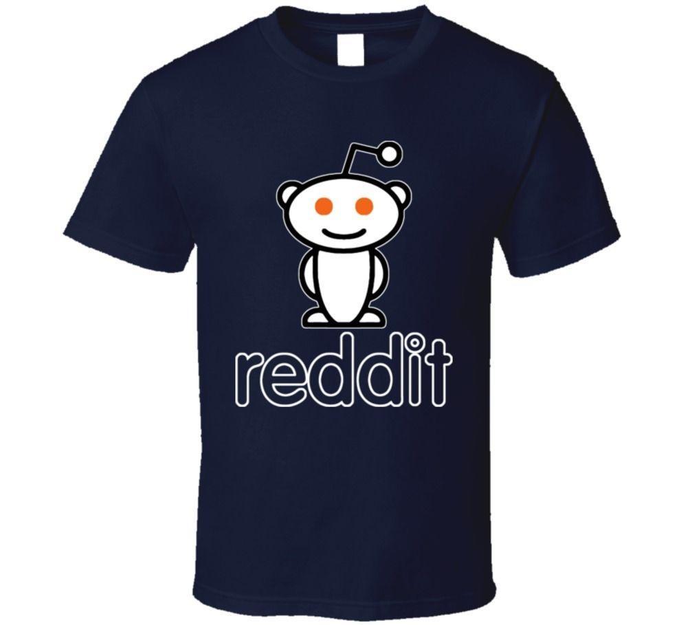 5e63066ae Reddit Online Forum Community Logo T Shirt Funny Unisex Casual Tshirt Top  Printed Shirt Best Tshirts From Redleaderclothing, $12.96| DHgate.Com