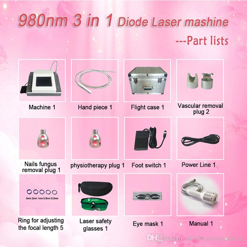 Spider veins skin tags red blood remove nail fungus laser treatment red booldness removal pain relief device
