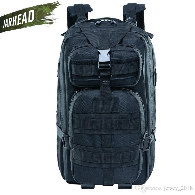 484c393bc695 Military Tactical Backpack Oxford 3P Tactical Rucksack Outdoor Sports Bag  Hunting Camping Climbing Fishing Backpack  300119 UK 2019 From Jersey 2018
