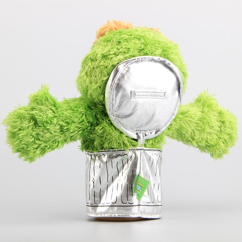 f72473b2538e60 Animals Stuffed Plush Animals NEW Sesame Street Oscar The Grouch Plush Hand  Puppet Soft Stuffed Dolls 9 22 CM UK 2019 From Toy_abc, GBP £$52.1 | DHgate  UK