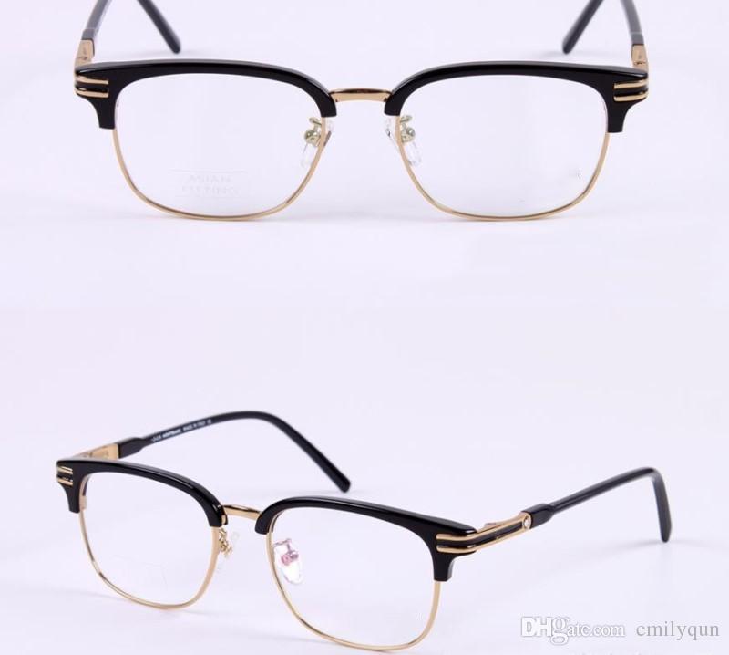 fa2dd504b6c MB Brand Men Optical Glasses Frame MB669 Women Eyeglasses Frames for ...