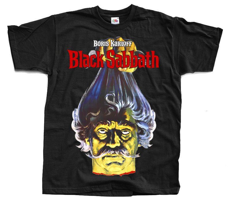 7381ee45a BLACK SABBATH V1 Movie Poster T SHIRT Black ALL SIZES S 5XL Hoodie Hip Hop T  Shirt T Shirt Online T Shirt Designer From Tongcup, $16.24| DHgate.Com