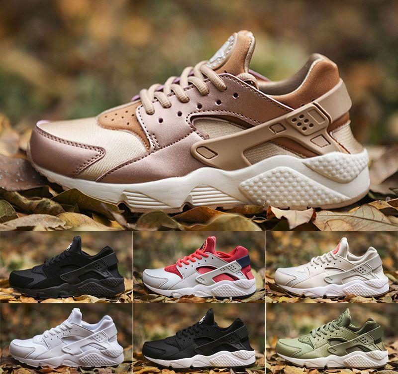 3d633b8f37ee 2019 Air Huarache Running Shoes Huaraches Ultra Trainers 2.0 3.0 4.0 Mens  Women Sports Shoes Designer Sneakers Men Sports Shoes Shoe Shops From  Tian cheng