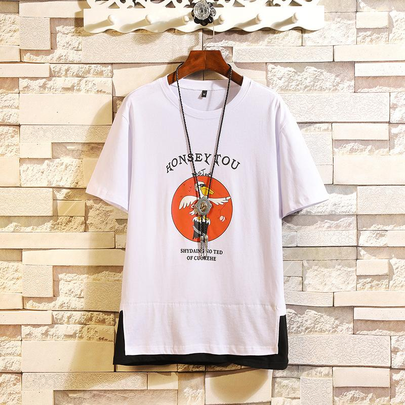 4f9b72eca5fa Pets Printed T Shirt Men Cool Print Streetwear Tshirt Men T Shirt Hip Hop T  Shirt Men Summer 2019 New Arrival Cool Looking T Shirts Buy Designer Shirts  From ...