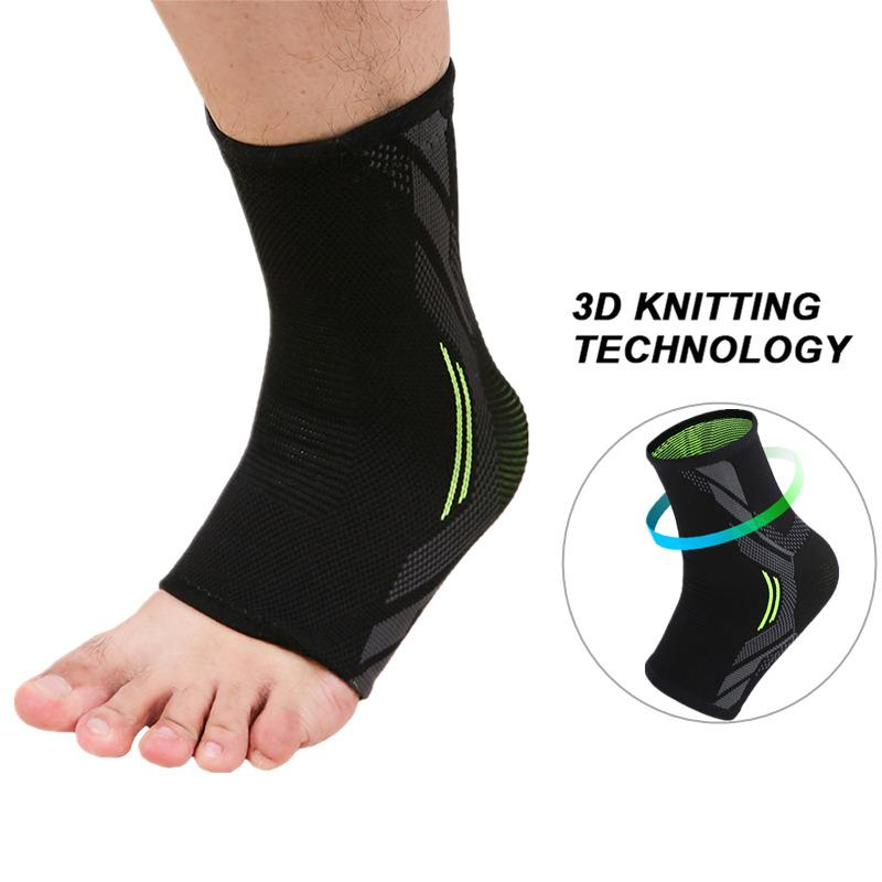568a9a0114 2019 Ankle Brace Compression Support Sleeve Elastic Breathable For Recovery  Joint Pain Basket Femme Foot Sports Socks From Vanilla12, $36.06 |  DHgate.Com