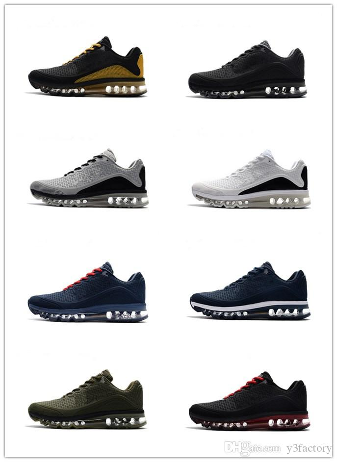 237b1fe42307 Plastic Drop Technology 2018 Outdoor Sneakers Air Cushion Men Woven  Decouple Big Size Running Shoes Damping Fashion Trend Weave High Quality  Best Trail ...