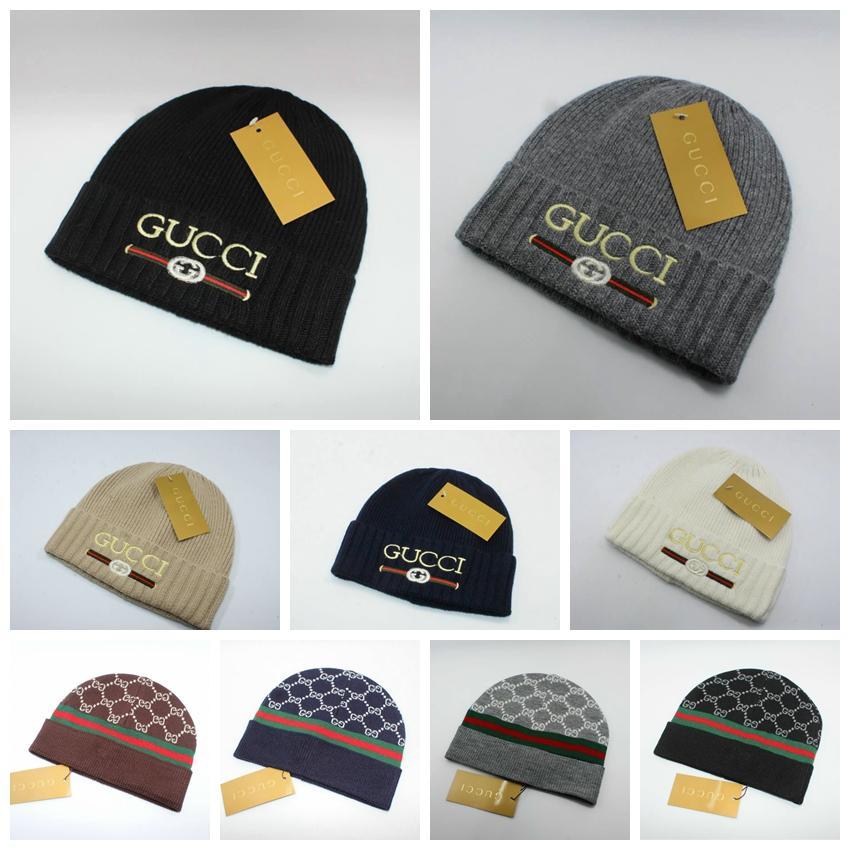 2019 2019 Kint Hat For Big Boy Girl Winter Warm Caps Brand Hats Designer  Letter Print High Quality Boy Girl Mom And Dad Dress From Fashion boy girl f9111fb93