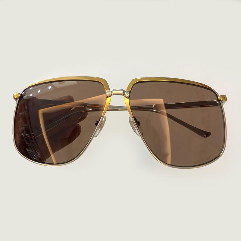 3f694e3581f3b Compre Designer De Marca Piloto De Óculos De Sol Do Vintage Designer De Moda  Masculina Novos 2019 Luxo Moda De Alta Qualidade Óculos De Sol Para As  Mulheres ...