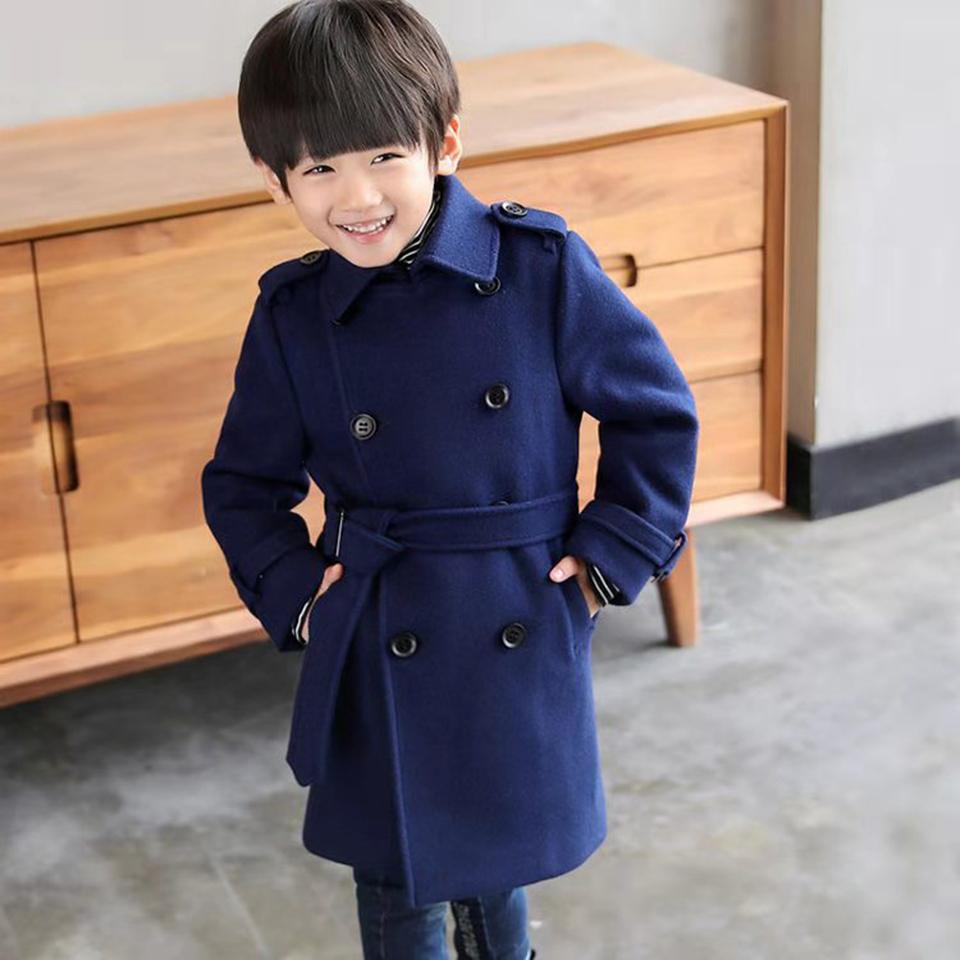 93fb2b3e38d62 Winter Kids Jacket Coat 3 4 6 8 10 12 Yrs Boys Outerwear Coats Boy ...