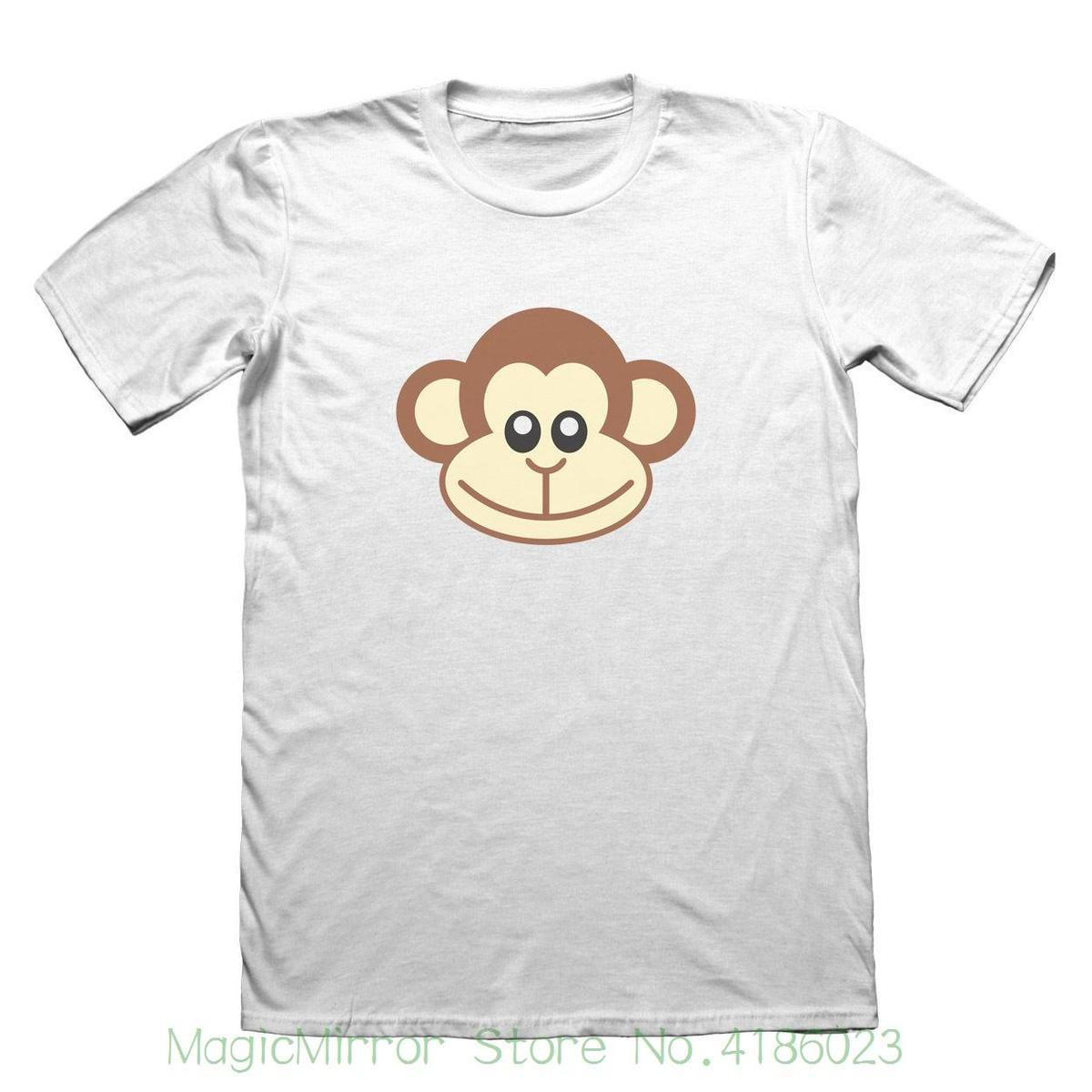 CATCHES THE EYE MONKEY BUSINESS ALL OVER PRINT T-SHIRT