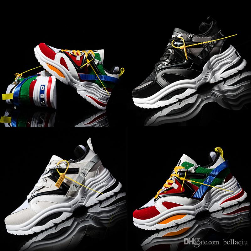 7a408b380ed039 Messi Shoes In S Triple S Casual Shoe Dad Shoes Triple S Sneaker Luxury  Designers Thick Sole Youth Trend Sneakers Running Shoes Trainer Shoes Online  ...