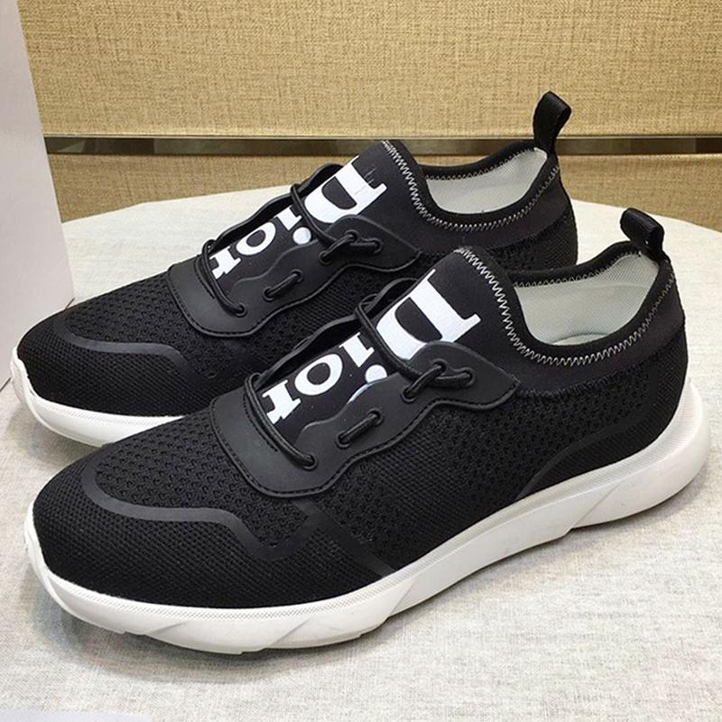 9b21b3a7066 Athletic Footwears Mens Shoes Breathable Fashion High Quality Outdoor  Platform Fitness Footwears Zapatos De Hombre Casual Shoes Rubber Sole  Italian Shoes ...
