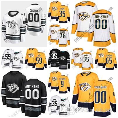 sneakers for cheap fcbbd ef8d3 17 Wayne Simmonds 2019 All Star Game Nashville Predators HOME AWAY Jersey  Customize 35 Pekka Rinne 59 Roman Josi Hockey Jerseys