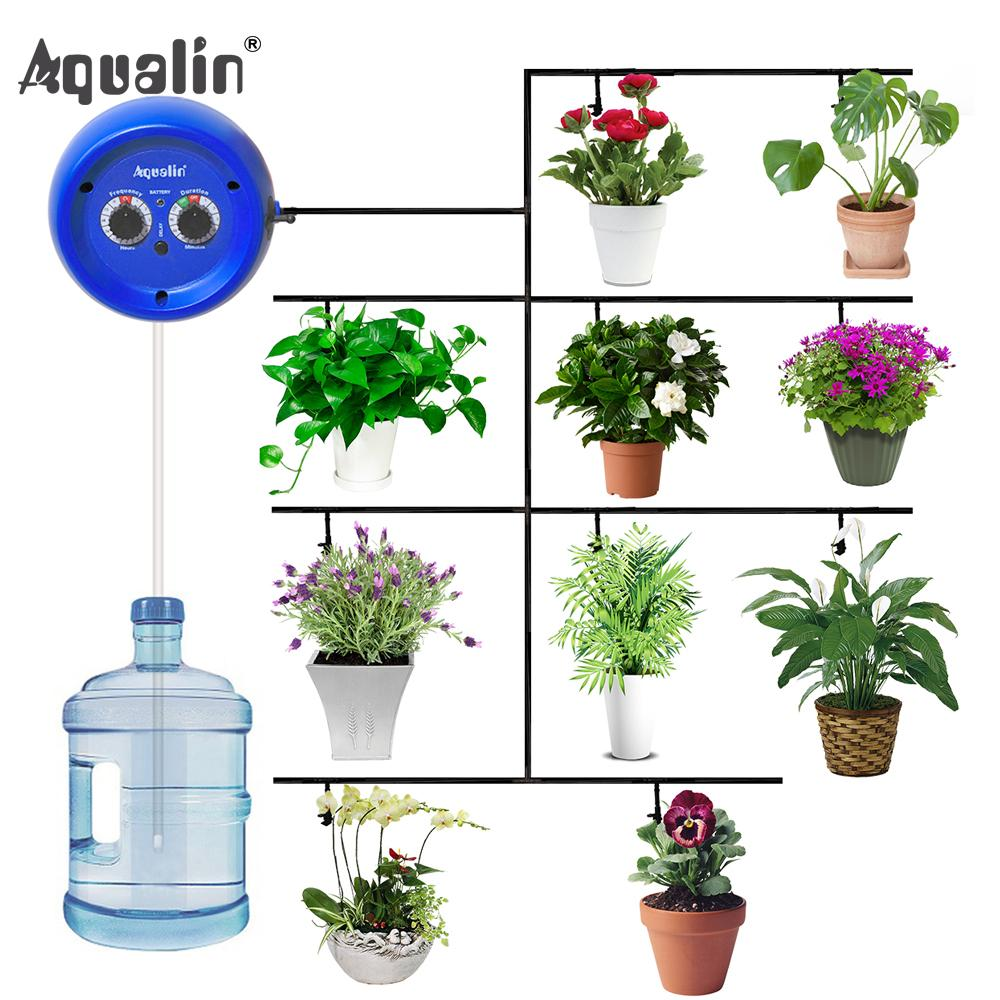 2019 Automatic Drip Irrigation System Pump Controller Watering Kits
