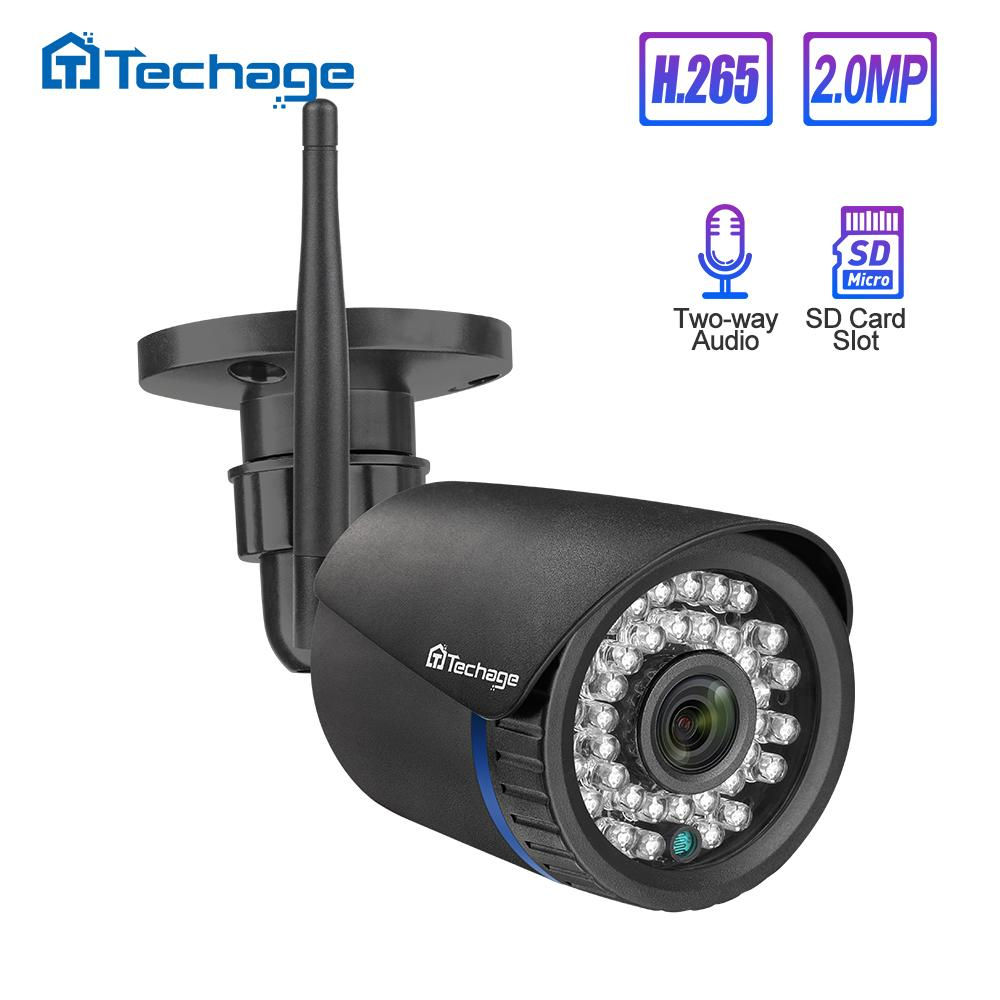 cctv security H.265 1080 Wifi IP Camera 2MP Two Way Audio Wireless Video Security Surveillance Indoor Outdoor IR Night Vision P2P Onvif IPC