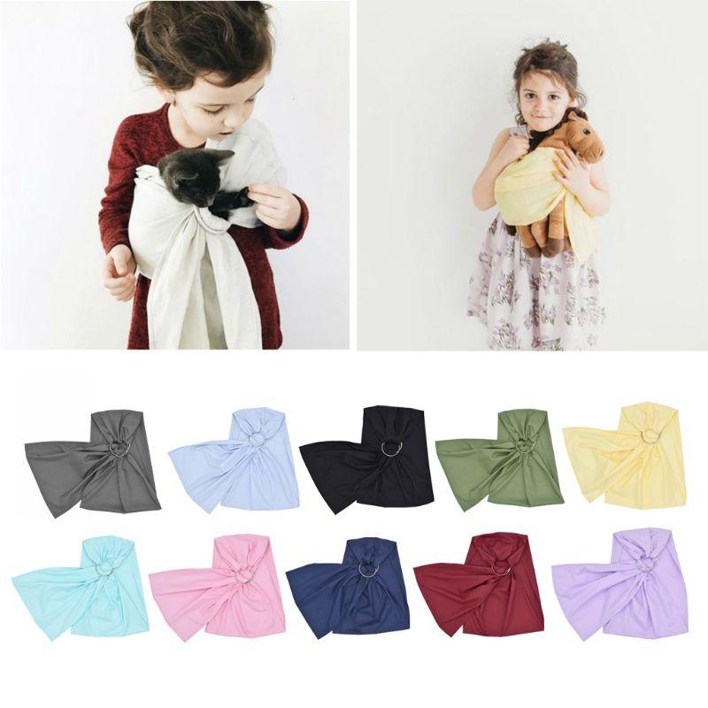 01715e750f8 2019 Baby Doll Carrier Mei Tai Sling Toy For Kids Children Toddler Gift Toy  Ring Sling 10 Choices From Begonior