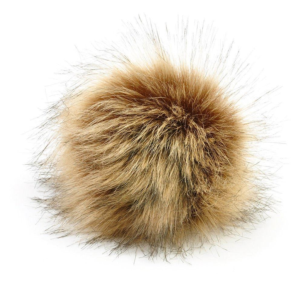 636fe50af8d Faux Raccoon Fake Fur Hair Huge Fluffy Ball Coffee Hat Bag Shoses Fashion  Women Accessory Cap Hat Flat Caps For Men From Yesterdayness123
