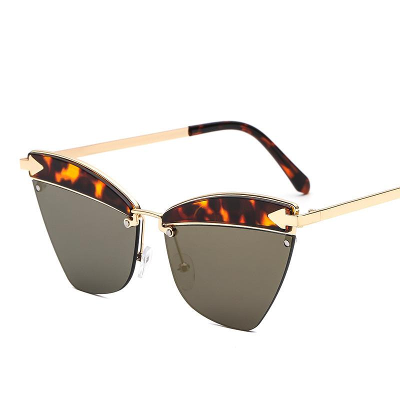 6f5c31499d 2019 Hot Butterfly Sunglasses Luxury Brand Fashion Mirror Glasses ...