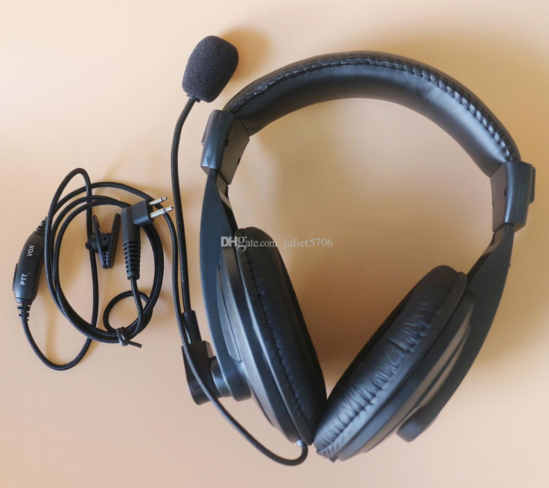 Over Head Headset/Earpiece Boom Mic Headphone Earphone For Motorola Walkie  Talkie 2/Two Way Radio SV10 SV11 SV11D SV21 SV12 SV22 SV22C