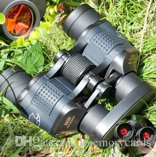 60x60 3000M Ourdoor Waterproof Telescope High Power Definition Binoculos Night Vision Hunting Binoculars Monocular Telescopio the Newest