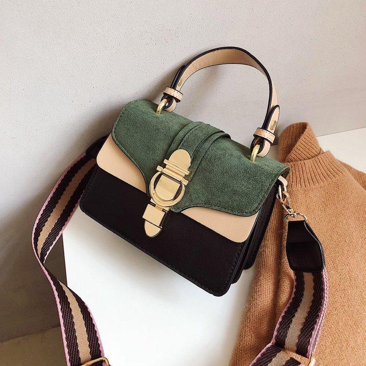 ba505112280 Drop Shipping 2019 New Brand Women Leather Handbags Famous Fashion Shoulder  Bags Female Luxury Designer Crossbody Purses Bolsas Shoulder Bags Cheap  Shoulder ...