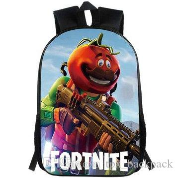 Tomatohead Backpack Fortnite Tomato Head Day Pack Battle Royale