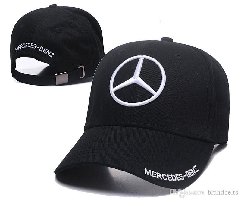 e43770037511b Hot Sale Mercedes Benz Cap Bone Gorras Snapback Hat F1 Champion Racing  Sports AMG Automobile Trucker Men Adjustable Golf Cap Sun Hat Flat Caps  Trucker Caps ...