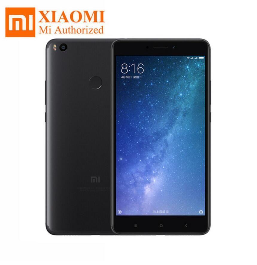 Handy Günstig Kaufen 100 Neue Original Xiaomi Mi Max 2 4 Gb Ram 64