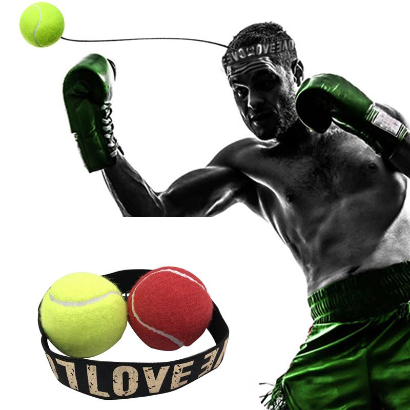 Kampf Box Boxen Kampf Speed Ball Speedball Reflex Speed Training Boxing Punch Muay Thai Trainingsgeräte