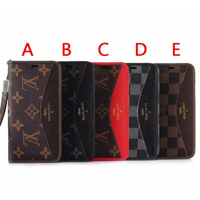 purchase cheap b2a48 81d3b One Piece For iPhone Case Wallet Fashion Phone Case for X 6 6s 7 8 Plus  Designer Case Cover For gifts