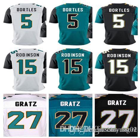 2018 Men'S Jacksonville Jaguars#15 Allen Robinson 27 Dwayne Gratz 5  for sale