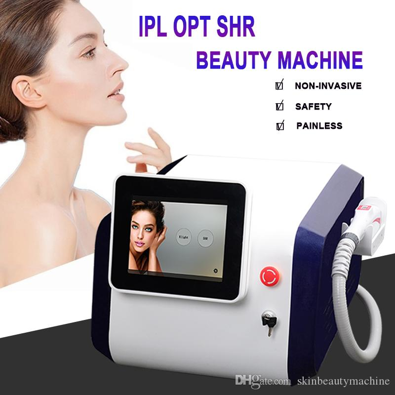 Shr opt ipl hair removal epilator elight skin tightening ipl underarm face  leg bikini suitable for all skin hairs