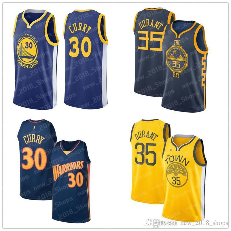 buy online 6872c aab53 35 Durant jersey Kevin Golden baseball State fast 30 Curry jersey Stephen  Draymond 23 Green Andre 9 lguodala Warriors
