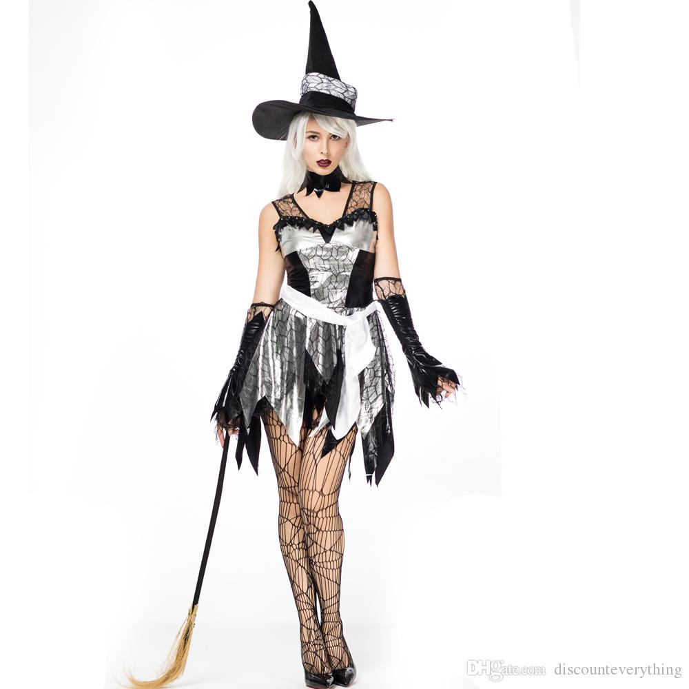 Deluxe Sexy Witch Costume Magic Moment Clothing Adult Gothic Vampire Fancy  Cosplay Dress Halloween Costume For Women Children Costumes Buy Halloween  ...
