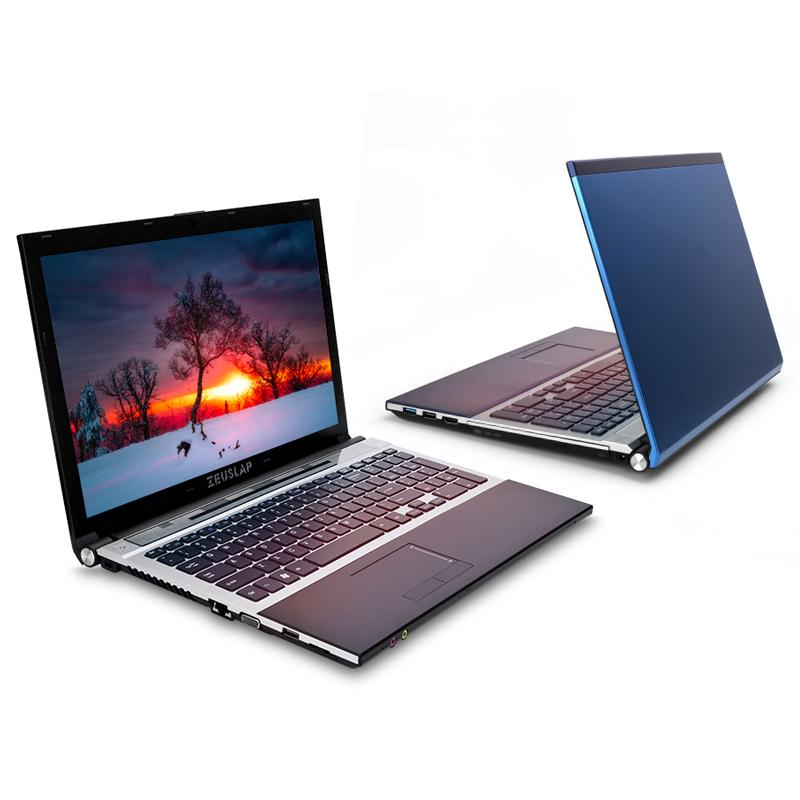 15.6inch intel i7 4GB RAM 256GB SSD 1TB HDD 1920x1080P WIFI bluetooth DVD Rom Windows 10 Notebook Computer Laptop PC