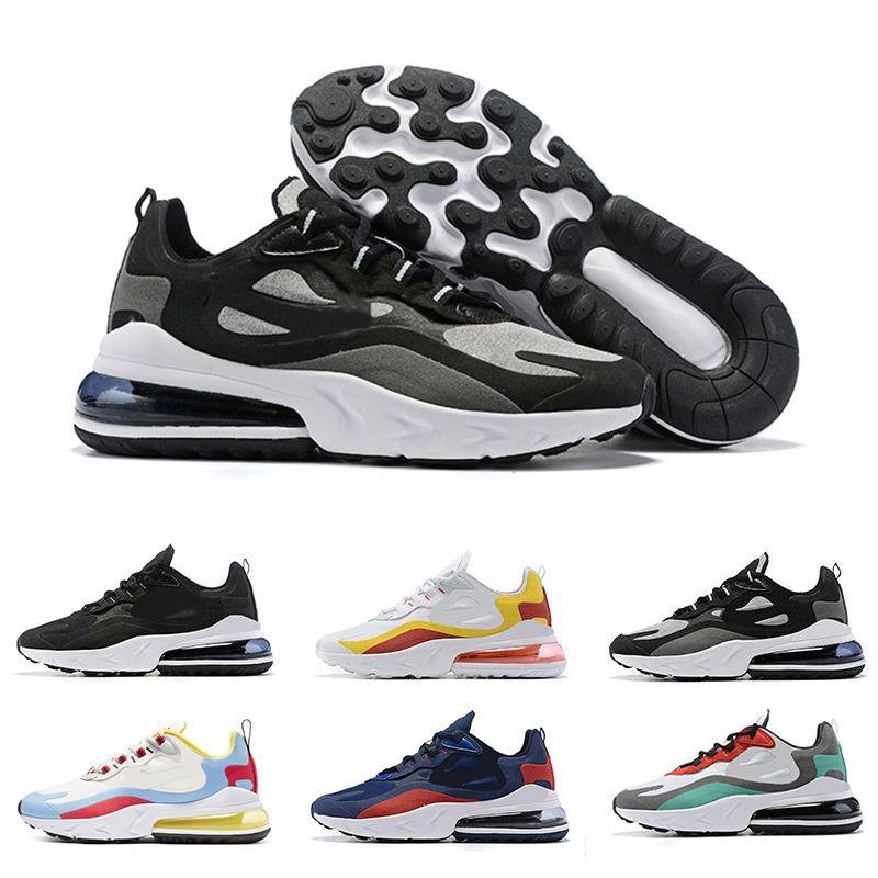 Acheter Nike Air Max 270 React Shoes 2019 Réagissent Hommes