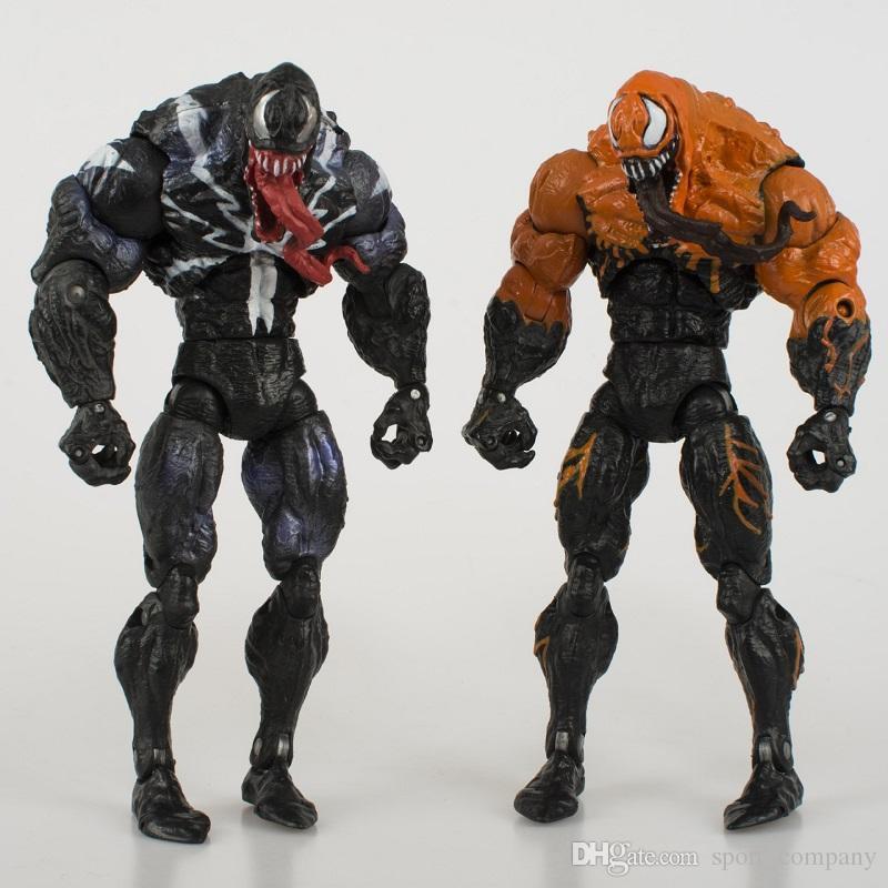 Dibujo Venom Marvel