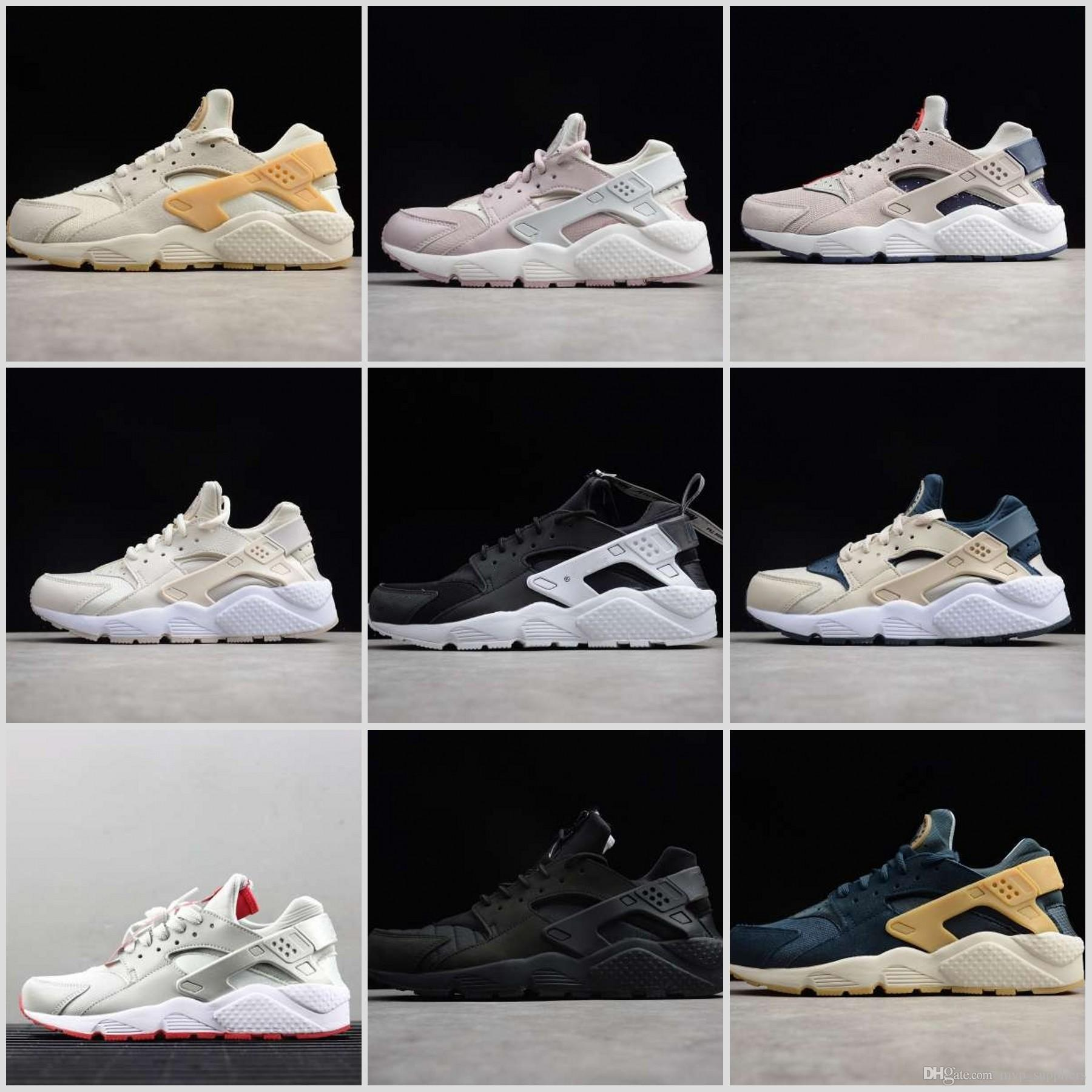 best cheap b6338 92188 Acquista 2019 Huarache Ultra Running Shoes Uomo Donna Air Huarache Run SE Huaraches  Scarpe Sport Huraches Zapatos Mens Trainers Harache Sneakers 36 46 A ...
