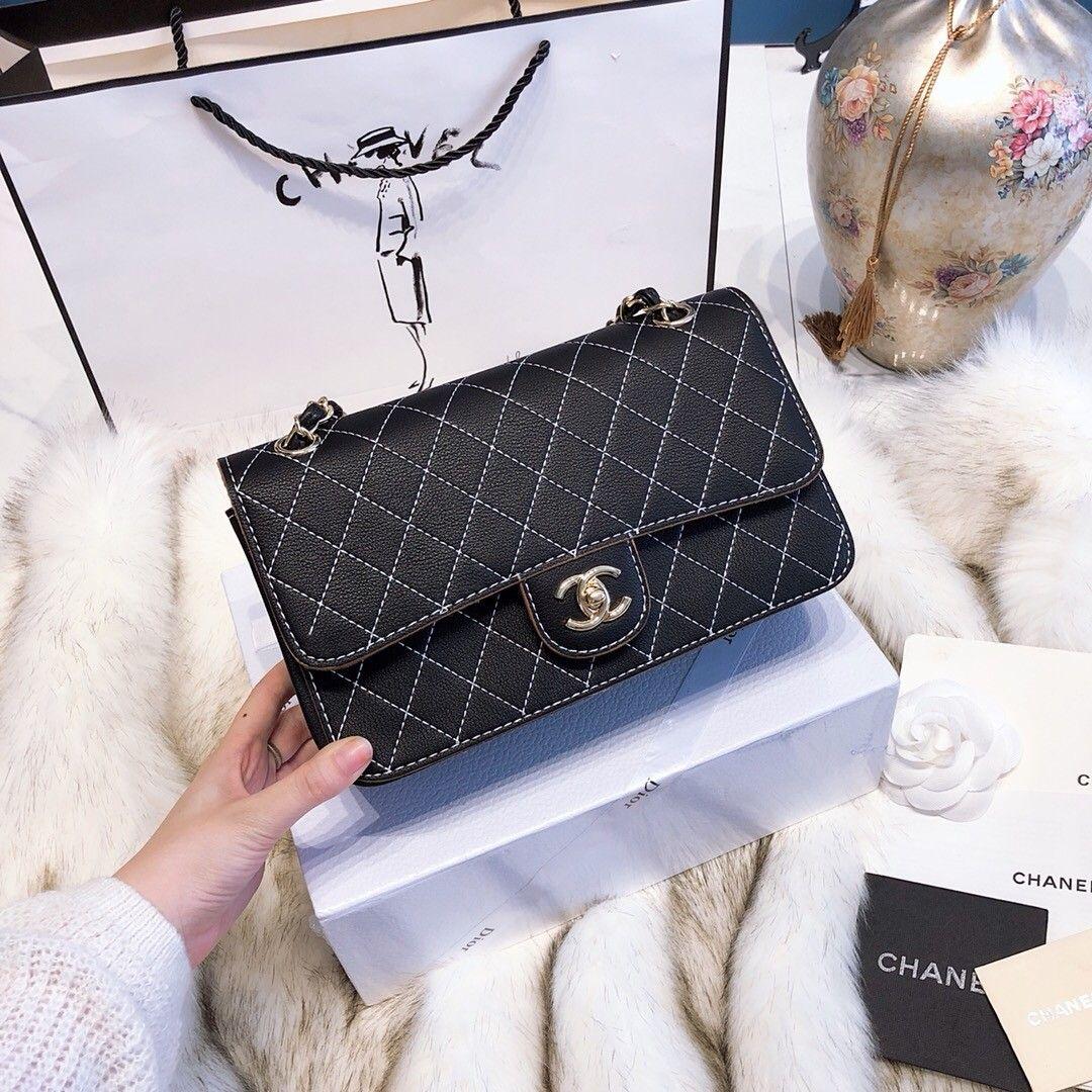 368db4849bd4 Original 2019 AAAAA Luxury Famous Brand Designer Handbags Leather ...