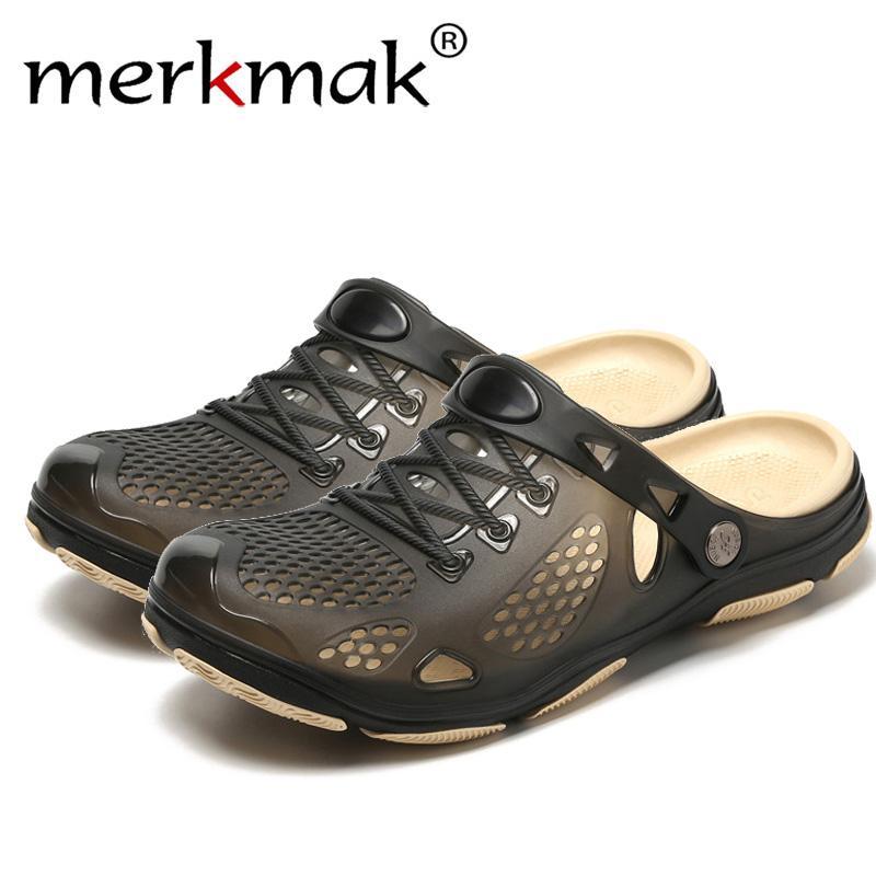 Merkmak 45 Sandalias Para Hombres Tamaño 40 Zapatillas Hombre Zapatos Zuecos Exteriores Playa Verano De NPm8wO0ynv