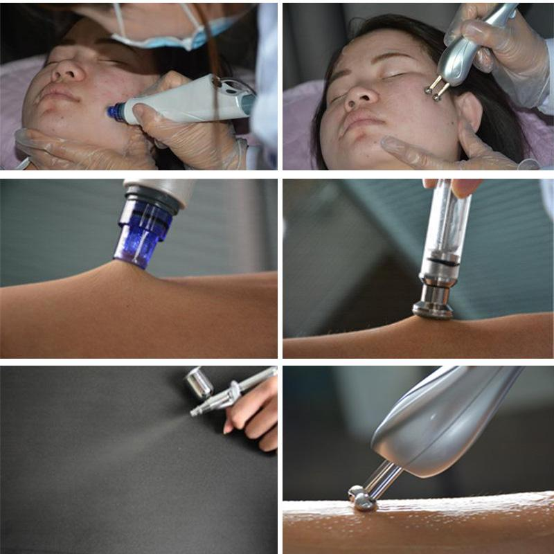 Deep Cleaning Hydra Dermabrasion Machine Microdermabrasion Machines For Sale Best Rf Skin Tighten Face Lift Machine Hydra Facial