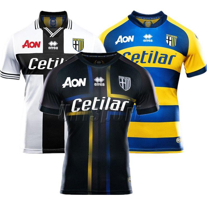 4d2022c93 2019 2018 19 Parma Calcio 1913 Soccer Jerseys Levante Futbol Camisetas  Roger Morales Football Camisa Shirt Kit Maillot From Unisport