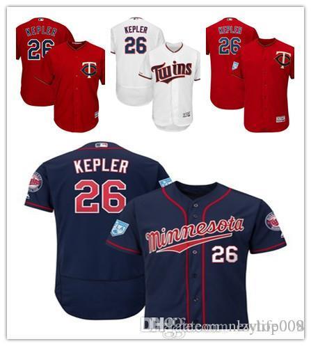 377acde5b48 2019 Men'S Twins 26 Max Kepler Majestic Scarlet Cool Base Alternate Player Minnesota  Women Kids Jersey From Newlife008, $22.33   DHgate.Com