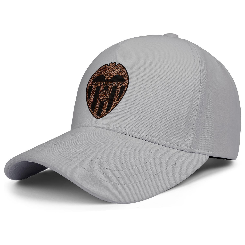 innovative design 534e5 f7fd9 Valencia CF Los Ches VCF Leopard grey mens and womens trucker cap ball cool  designer customize fashion Hipster hats